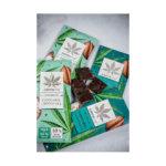 ligne verte alimentation chocolat dark