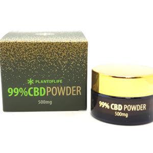 ligne verte bandeaux cbdpowder