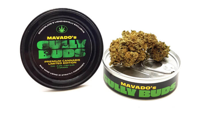 GULLY BUDS BY MAVADO Ligne Verte – CBD Products