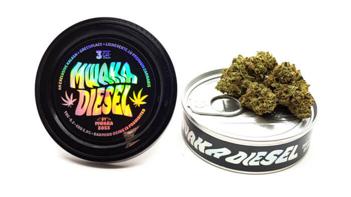 MWAKA DIESEL By Mwaka Boss Ligne Verte – CBD Products