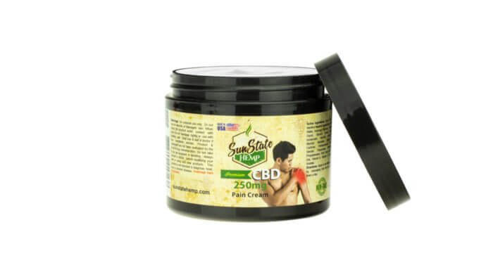 MUSCLE PAIN CREAM Ligne Verte – CBD Products