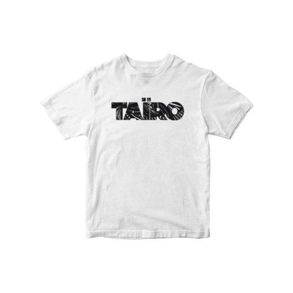 ligne verte bandeaux tee shirt tairo homme