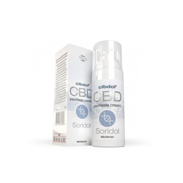 Crème CBD Soridol