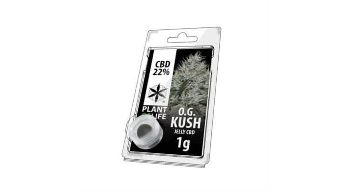 OG KUSH JELLY 22% Ligne Verte – CBD Products