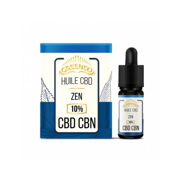 Huile CBD CBN Zen 10