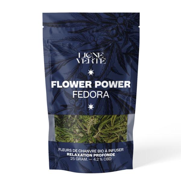 ligne verte infusions ligne verte flower power fedora x px