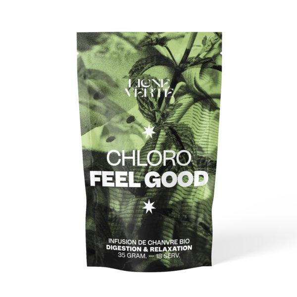 ligne verte infusions ligne verte chloro feel good px