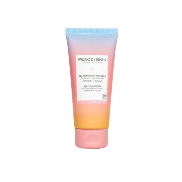 ligne verte peace and skin gel nettoyant