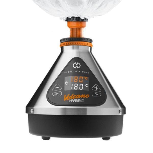 ligne verte vaporisateurs storz bickel volcano hybrid x px