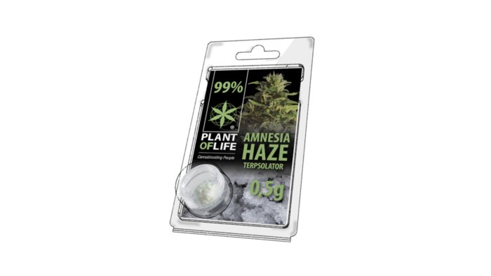 CBD CRYSTAL 'TERPSOLATOR' [0,5G] Ligne Verte – CBD Products