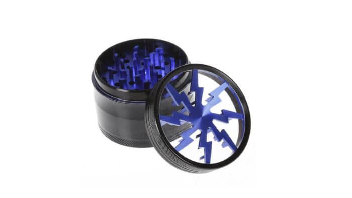 """GRINDER """"AFTER GROW"""" BLUE Ligne Verte – CBD Products"""