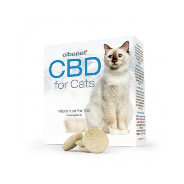ligne verte produits cibapet chat pastilles cbd x px