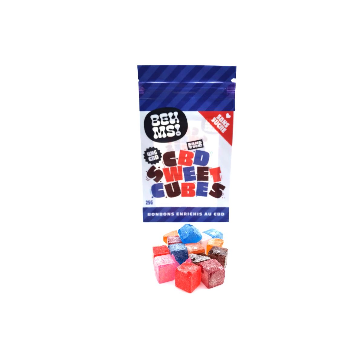 ligne verte visuels cubes